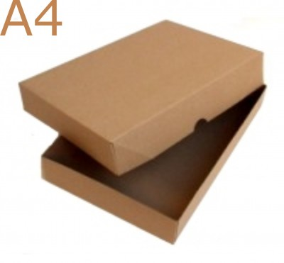 A4 boxes 1 ream brown