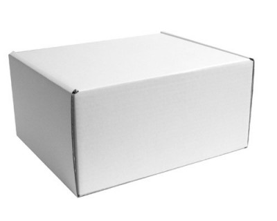 White Die Cut Boxes