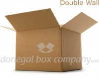 "Double Wall Boxes 457x457x232mm (18""x18""x9"")"
