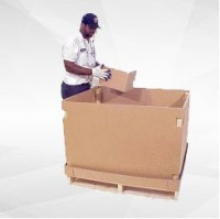 Pallet box, Shipping box, Heavy duty